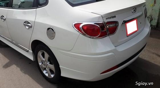 cần bán gấp xe avante màu trắng sữa,sxn 2012 - 5