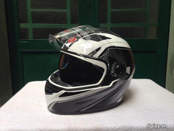NBHThailand : Sỉ lẻ nón Fullface,Flip up,3/4,nón nữa đầu,nón xe đạp,găng tay xe máy - 23