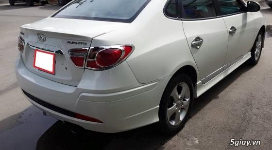 cần bán gấp xe avante màu trắng sữa,sxn 2012 - 1