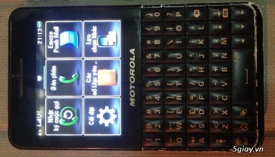 Motorola Ex - 4