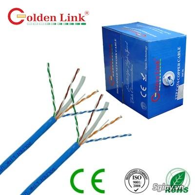 Cáp mạng golden link phân phối độc quyền tại việt nam - 8