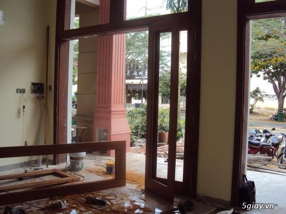 Nhóm thợ mộc, thợ sơn pu chuyên nhận gia công, lắp đặt, sửa chữa, sơn pu đồ gỗ nội thất theo hình th