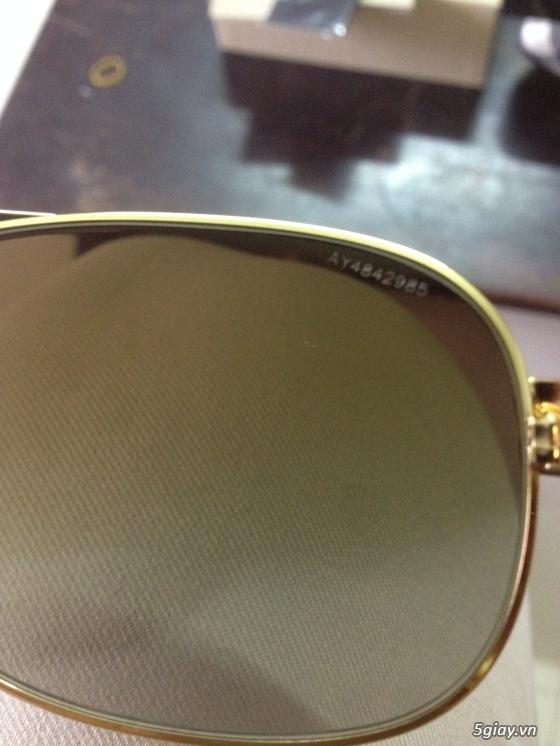 Đồng hồ nike sport, mắt kính burberry, ví móc khóa burberry chính hãng xách tay aus, giá quá tốt ạ! - 3