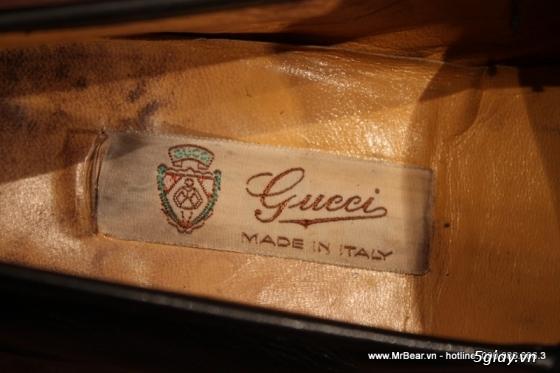 Giày loafer hàng hiệu chính hãng : bally , zara , cole haan , guuuu , prada , D&G ... - 7