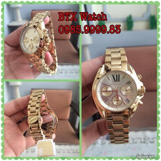 [btx watch] mắt kính, đồng hồ authentic 100% : rayban, movado, burberry, guuuu, tissot, m.kors... - 9
