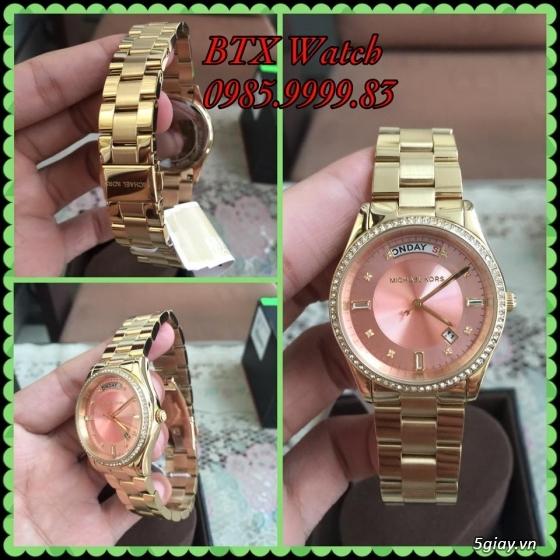 [btx watch] mắt kính, đồng hồ authentic 100% : rayban, movado, burberry, guuuu, tissot, m.kors... - 19