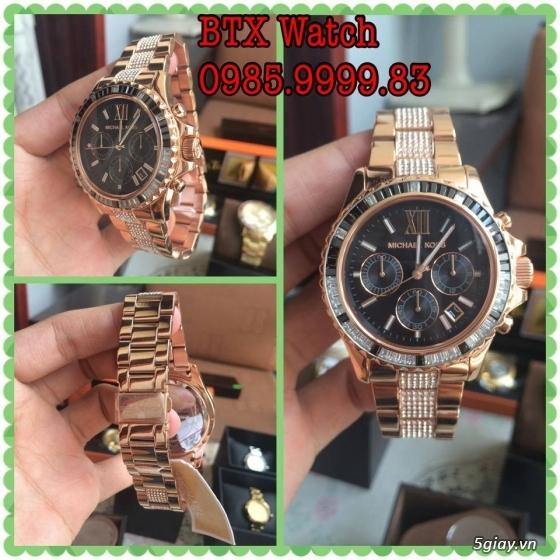 [btx watch] mắt kính, đồng hồ authentic 100% : rayban, movado, burberry, guuuu, tissot, m.kors... - 27