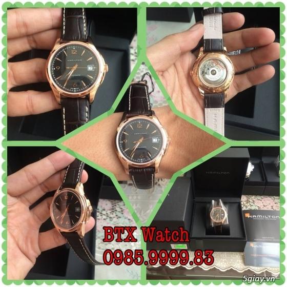 [btx watch] mắt kính, đồng hồ authentic 100% : rayban, movado, burberry, guuuu, tissot, m.kors... - 6
