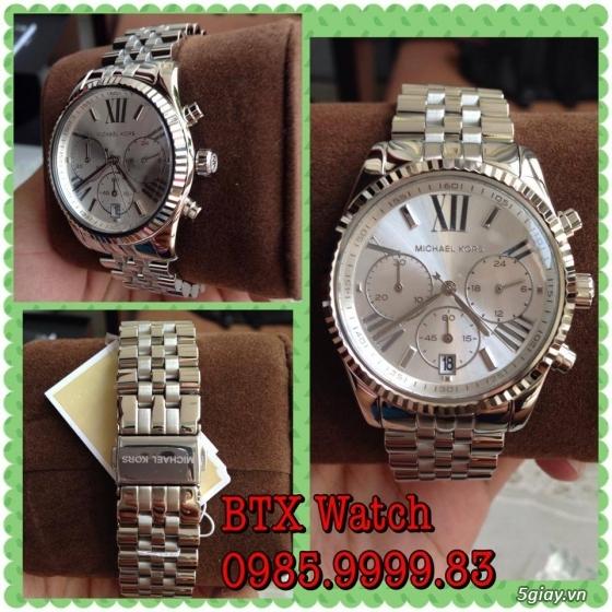 [btx watch] mắt kính, đồng hồ authentic 100% : rayban, movado, burberry, guuuu, tissot, m.kors... - 23