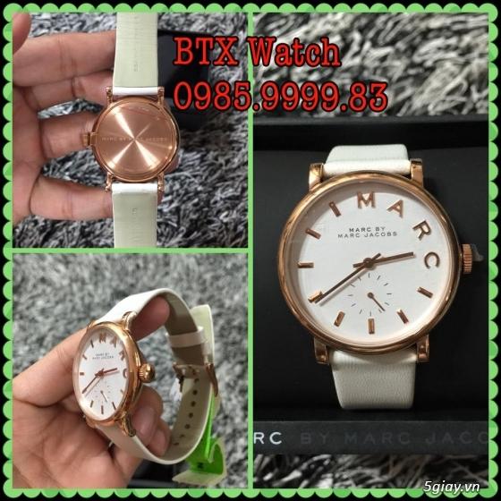 [btx watch] mắt kính, đồng hồ authentic 100% : rayban, movado, burberry, guuuu, tissot, m.kors... - 1
