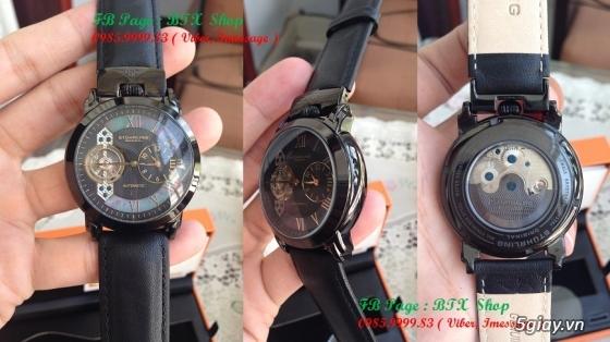 [btx watch] mắt kính, đồng hồ authentic 100% : rayban, movado, burberry, guuuu, tissot, m.kors... - 31
