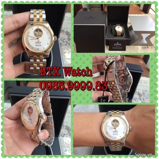[btx watch] mắt kính, đồng hồ authentic 100% : rayban, movado, burberry, guuuu, tissot, m.kors... - 11
