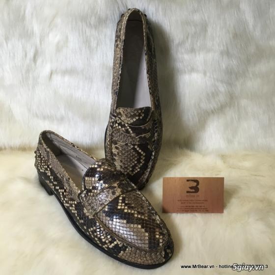 Giày loafer hàng hiệu chính hãng : bally , zara , cole haan , guuuu , prada , D&G ... - 22