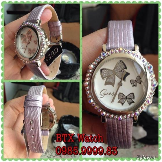 [btx watch] mắt kính, đồng hồ authentic 100% : rayban, movado, burberry, guuuu, tissot, m.kors... - 20