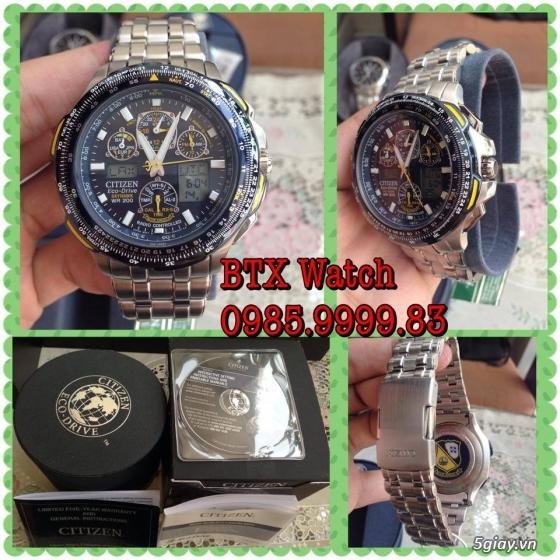 [btx watch] mắt kính, đồng hồ authentic 100% : rayban, movado, burberry, guuuu, tissot, m.kors... - 22