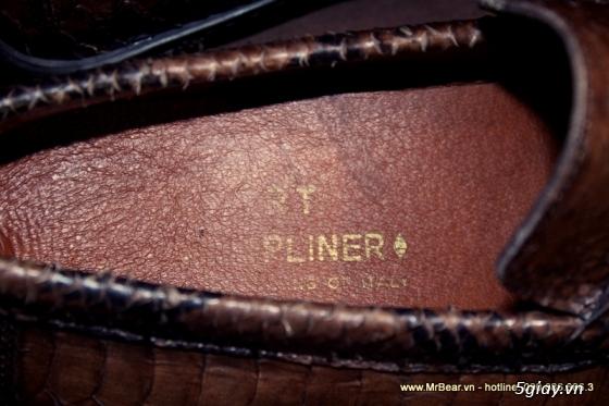 Giày loafer hàng hiệu chính hãng : bally , zara , cole haan , guuuu , prada , D&G ... - 31