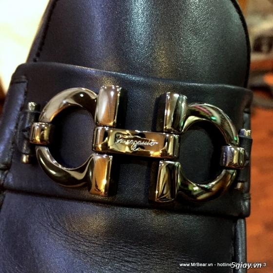 Giày loafer hàng hiệu chính hãng : bally , zara , cole haan , guuuu , prada , D&G ... - 11