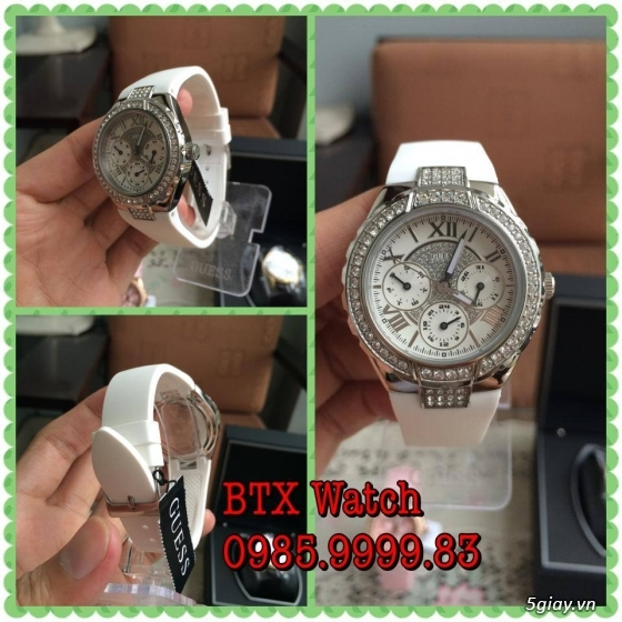 [btx watch] mắt kính, đồng hồ authentic 100% : rayban, movado, burberry, guuuu, tissot, m.kors... - 18