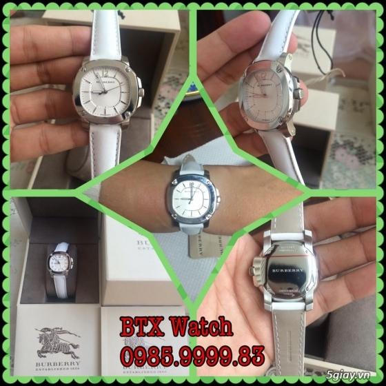 [btx watch] mắt kính, đồng hồ authentic 100% : rayban, movado, burberry, guuuu, tissot, m.kors...