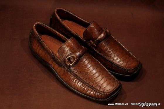 Giày loafer hàng hiệu chính hãng : bally , zara , cole haan , guuuu , prada , D&G ... - 29