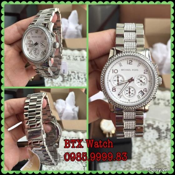 [btx watch] mắt kính, đồng hồ authentic 100% : rayban, movado, burberry, guuuu, tissot, m.kors... - 7