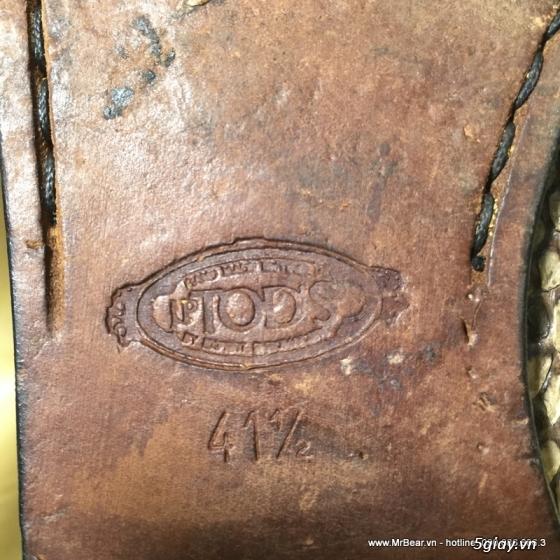 Giày loafer hàng hiệu chính hãng : bally , zara , cole haan , guuuu , prada , D&G ... - 27