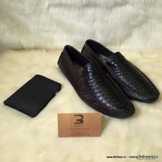 Giày loafer hàng hiệu chính hãng : bally , zara , cole haan , guuuu , prada , D&G ... - 15