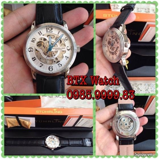 [btx watch] mắt kính, đồng hồ authentic 100% : rayban, movado, burberry, guuuu, tissot, m.kors... - 32