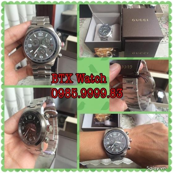 [btx watch] mắt kính, đồng hồ authentic 100% : rayban, movado, burberry, guuuu, tissot, m.kors... - 8