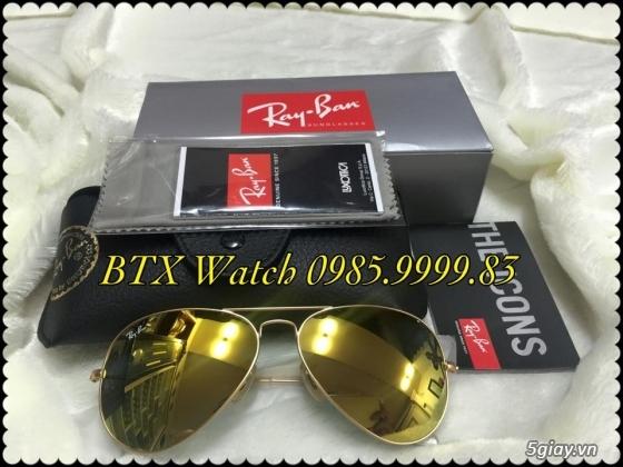 [btx watch] mắt kính, đồng hồ authentic 100% : rayban, movado, burberry, guuuu, tissot, m.kors... - 12