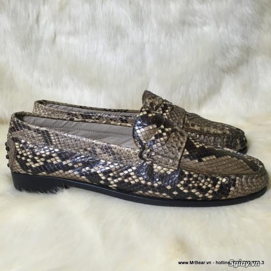 Giày loafer hàng hiệu chính hãng : bally , zara , cole haan , guuuu , prada , D&G ... - 24