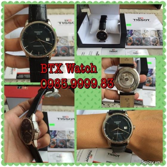 [btx watch] mắt kính, đồng hồ authentic 100% : rayban, movado, burberry, guuuu, tissot, m.kors... - 17