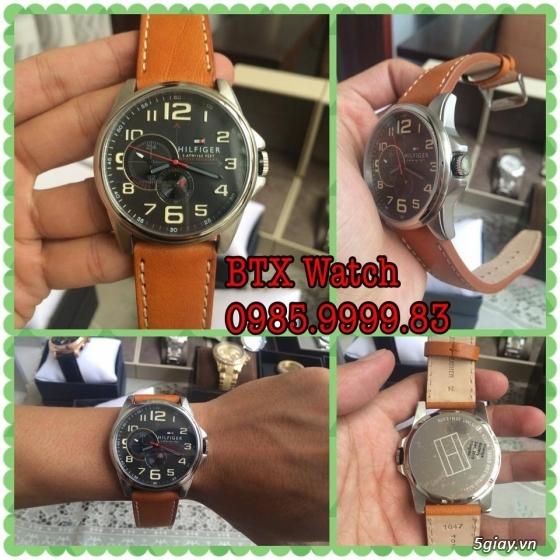 [btx watch] mắt kính, đồng hồ authentic 100% : rayban, movado, burberry, guuuu, tissot, m.kors... - 34
