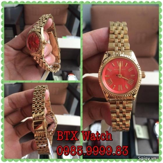 [btx watch] mắt kính, đồng hồ authentic 100% : rayban, movado, burberry, guuuu, tissot, m.kors... - 35