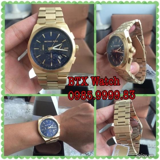 [btx watch] mắt kính, đồng hồ authentic 100% : rayban, movado, burberry, guuuu, tissot, m.kors... - 28