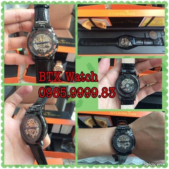 [btx watch] mắt kính, đồng hồ authentic 100% : rayban, movado, burberry, guuuu, tissot, m.kors... - 30