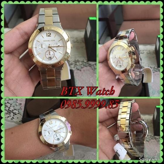 [btx watch] mắt kính, đồng hồ authentic 100% : rayban, movado, burberry, guuuu, tissot, m.kors... - 26