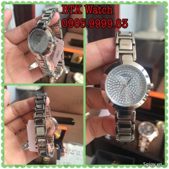 [btx watch] mắt kính, đồng hồ authentic 100% : rayban, movado, burberry, guuuu, tissot, m.kors... - 14