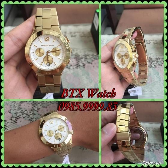 [btx watch] mắt kính, đồng hồ authentic 100% : rayban, movado, burberry, guuuu, tissot, m.kors... - 25
