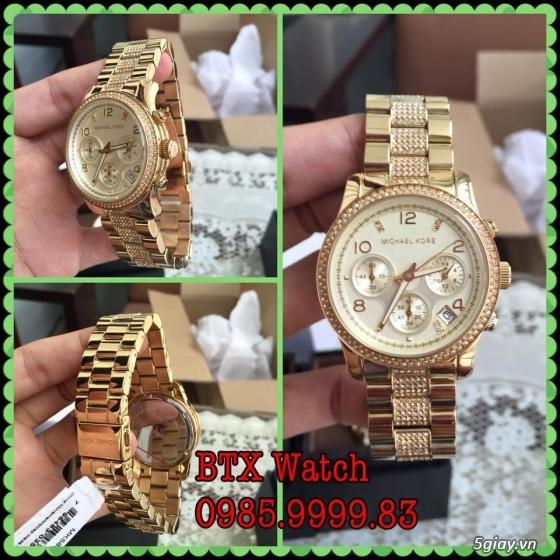 [btx watch] mắt kính, đồng hồ authentic 100% : rayban, movado, burberry, guuuu, tissot, m.kors... - 5