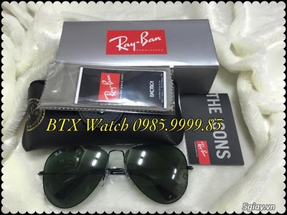 [btx watch] mắt kính, đồng hồ authentic 100% : rayban, movado, burberry, guuuu, tissot, m.kors... - 15