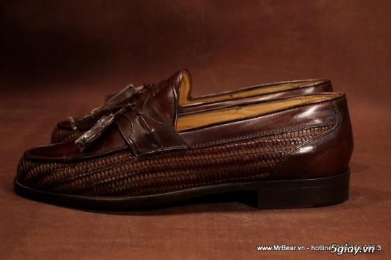 Giày loafer hàng hiệu chính hãng : bally , zara , cole haan , guuuu , prada , D&G ... - 20