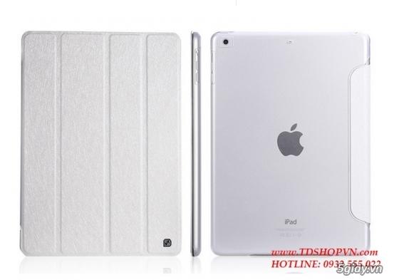 |TDSHOPVN.COM| Sạc, cáp, bao da chính hãng iPad Air 2. Dán kính cường lực Sapphire. - 16