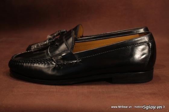 Giày loafer hàng hiệu chính hãng : bally , zara , cole haan , guuuu , prada , D&G ... - 9