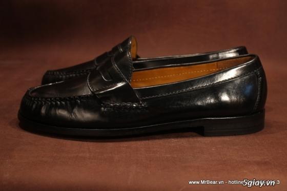 Giày loafer hàng hiệu chính hãng : bally , zara , cole haan , guuuu , prada , D&G ... - 5