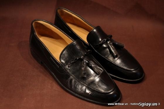 Giày loafer hàng hiệu chính hãng : bally , zara , cole haan , guuuu , prada , D&G ... - 16