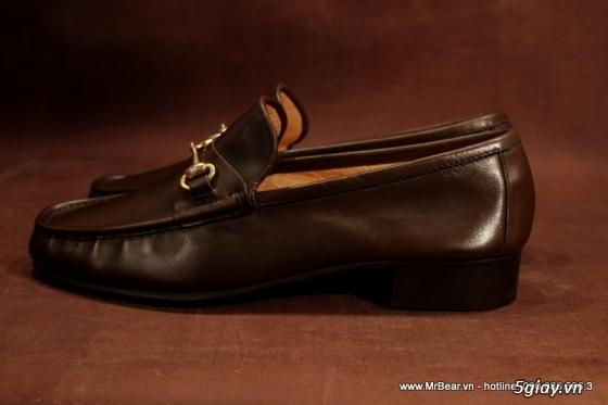 Giày loafer hàng hiệu chính hãng : bally , zara , cole haan , guuuu , prada , D&G ... - 13