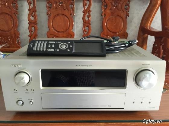 Chuyên bán :receiver-xem phim- denon -yamaha - pioneer-cdp- dvd-loa-sub:gía tốt - 12