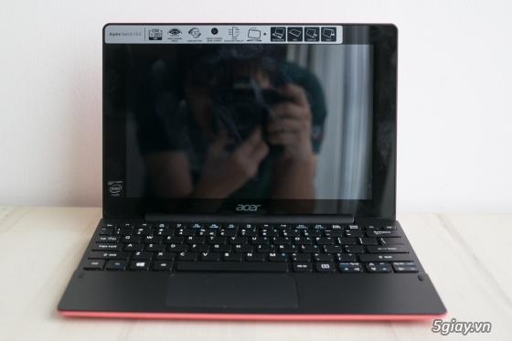 Laptop acer aspire switch 10 e - sw3 – năng động, trang nhã, đầy cá tính - 78634