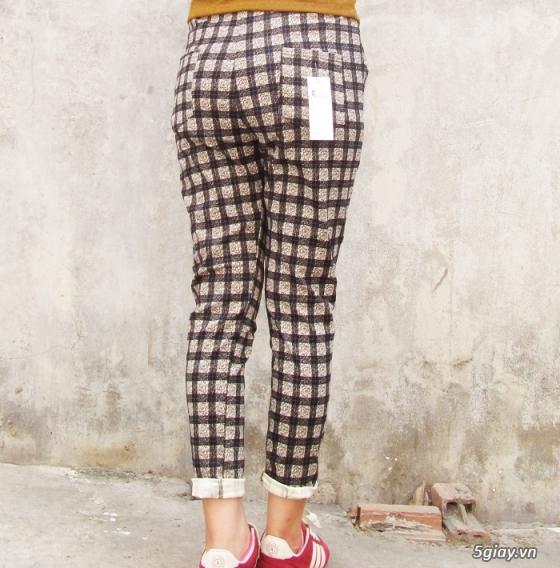 Quần baggy nữ đẹp, giá rẻ|quần jeans baggy|quần baggy kaki|quần baggy vải - 8